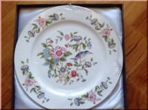 Набор тарелок обеденных  Райская птица в подар.упаковке