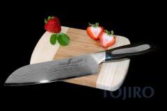 Tojiro-Flash FF-SA180 Поварской нож Сантоку
