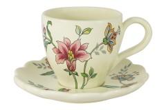 Чашка чайная с блюдцем «Прованс» арт. PRV-7391
