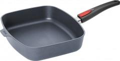 Сковорода со съемной ручкой прямоуг. h-7 см, 30*26 см 1629DPI