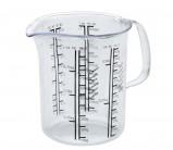 Мерный стакан, d-12,5 см, h-14 см, 1 л KUHEN