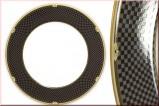 Блюдо Виндзор круглое 32 см, Наруми, Япония