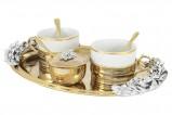 Чайный набор Giglio, 2 персоны, 9 предметов