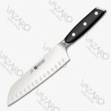 Нож Santoku, 17 см с керамическим покрытием на клинке, серия Xline, WUESTHOF, Германия