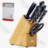 Набор ножей 7 предметов в подставке, серия Classic, WUESTHOF, Золинген, Германия