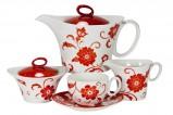 Сервиз чайный 17 предметов на 6 персон