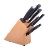 Набор ножей 4 шт + мусат на подставке, серия Promotion, WUESTHOF