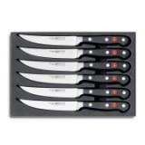 Набор ножей для стейка 6 штук, серия Classic, WUESTHOF, Золинген, Германия