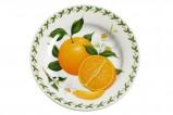 Тарелка Апельсин в подарочной упаковке